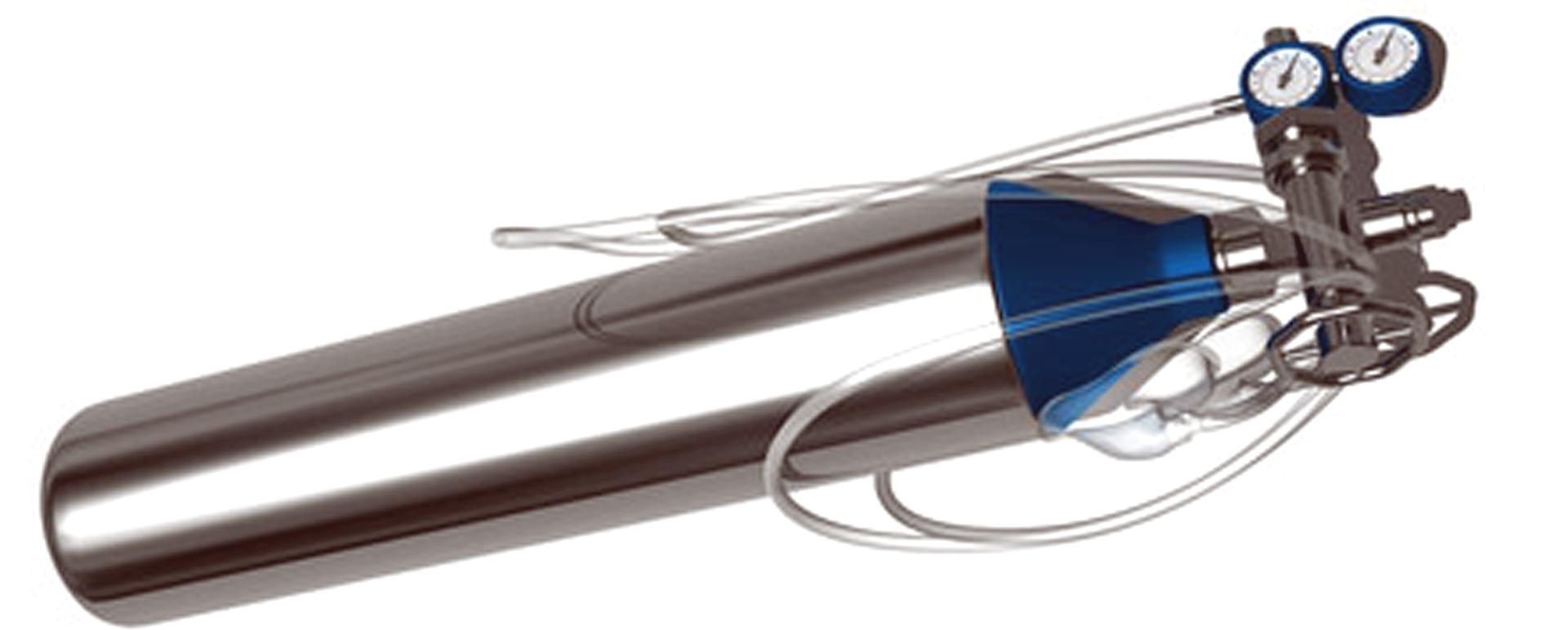 Інструкція з експлуатації кисневих балонів в медичних установах.